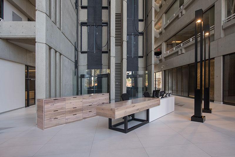 Northlake Lobby & Atrium